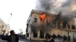در دومین روز ناآرامی در مصر ۸ تن کشته شدند