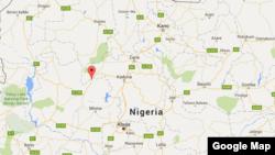La ville de Pandogari, dans l'Etat du Niger (Nigeria).