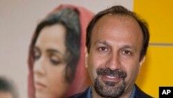 Đạo diễn Asghar Farhadi từng đoạt giải Oscar năm 2012.