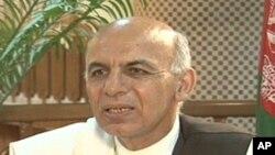 اشرف غنی احمدزی: 'دور دوم انتقال مسؤولیت های امنیتی شش ماه بعد آغاز می شود'