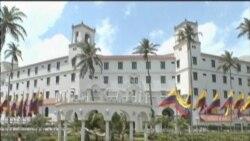 2012-04-19 粵語新聞: 美特勤局三特勤人員因哥倫比亞醜聞離職