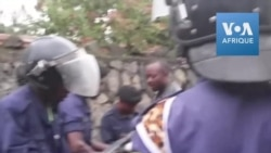 Gaz lacrymogènes et interpellations lors d'une manifestation contre la Monusco