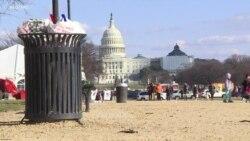 Warga AS Jadi Relawan Membersihkan Taman Nasional saat Shutdown