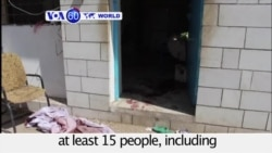 [dbebic] VOA60 World PM - Attack on Yemeni Rest Home Kills 15