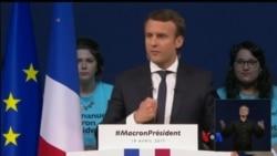 ျပင္သစ္သမၼတ Macron နဲ႔ ျဖတ္သန္းမႈ