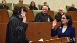 美国首位台裔法官:公平公正最重要