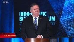 Ngoại trưởng Mỹ đi Châu Á, bàn về Triều Tiên, Biển Đông