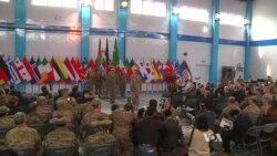 US, NATO War in Afghanistan Formally Over