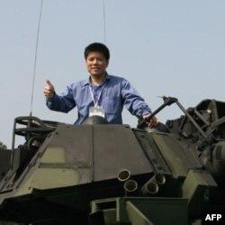 亚太防卫杂志总编辑 郑继文