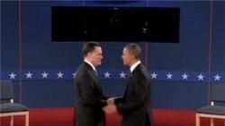 Obama Engages Romney in Spirited Second Debate