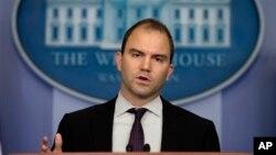 벤 로즈 백악관 국가안보 부보좌관 (자료사진)