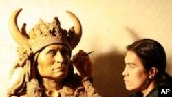 คุณสันติ พิเชฐชัยกุล ปฏิมากรไทยผู้สร้างชื่อเสียงชั้นนำในอเมริกา