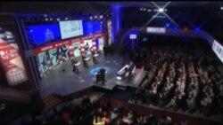 Гілларі Клінтон: ІДІЛ потрібно перемогти разом. Відео