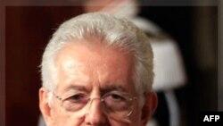 Monti vazhdon përpjekjet për formimin e kabinetit qeveritar