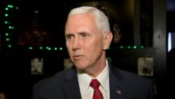 Pence: 'Full Confidence' in Sessions