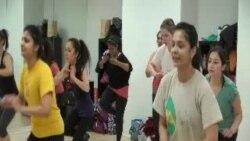 დუნია - ცეკვა, ვარჯიში და ტრადიციული ჰანგები