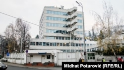 The building of The Office of the High Representative OHR in Sarajevo