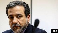 عباس عراقچی معاون حقوقی و بین الملل وزیر امور خارجه و از اعضای ارشد هیات مذاکره کننده هسته ای ایران با گروه ۱+۵ - آرشیو