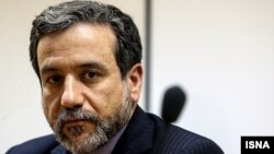 عباس عراقچی معاون حقوقی و بین الملل وزیر امور خارجه و از اعضای ارشد هیات مذاکره کننده هسته ای ایران - آرشیو