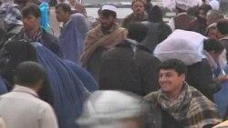 Afganistan'da Koca Dayağından Kaçmanın Cezası Hapis