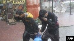 Філіппіни вразив потужний тайфун
