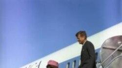 مجموعه ای از نامه های دستنویس تسلیت به ژاکلین کندی، نمایانگر گوشه هایی یگانه از تاریخ آمریکا
