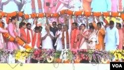 Modi kolkata campaign