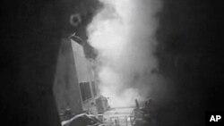 عکس تزئینی از یک حمله هوایی به یمن