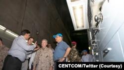 امریکی جنرل نے پاکستان کے تربیلہ ڈیم کا بھی دورہ کیا