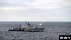 Russia drills