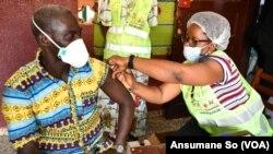 Guiné Bissau Covid-19 vaccine