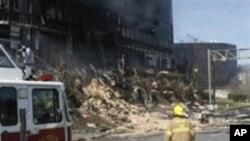 Obrušavanje sportskog aviona u zgradu porezne uprave u Austinu, Teksas, bilo je 'kazneno djelo, a ne djelo terorizma'