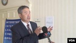 中國大陸維權律師夏鈞