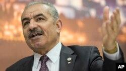 PM Palestina Mohammad Shtayyeh