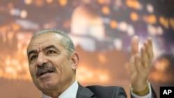 محمد اشتیه، نخست وزیر دولت فلسطینی