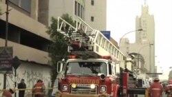 秘魯首都舉行大規模地震演習