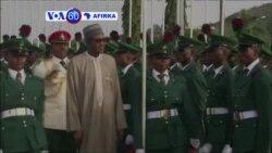 VOA60 AFIRKA: NIGERIA Shugaba Muhammadu Buhari Ya Dawo Daga Landan Inda Ya Je Neman Maganin Ciwon Kunne.