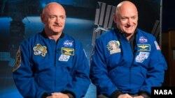Близнюки - астронавти Скотт і Марк Келлі