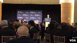 سخنرانی یوکیو آمانو مدیر کل آژانس بین المللی انرژی اتمی در کنفرانس دو روزه بنیاد کارنگی در واشنگتن