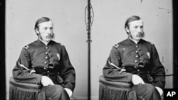Dr.Charles Leale, dokter pertama yang menangani presiden Abraham Lincoln sesaat setelah tertembak di Ford Theater, Washington tanggal 14 April 1865 (Foto: dok).