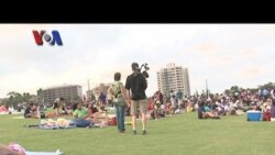 Hermann Park, Taman Kota di Houston - Liputan Pop News VOA