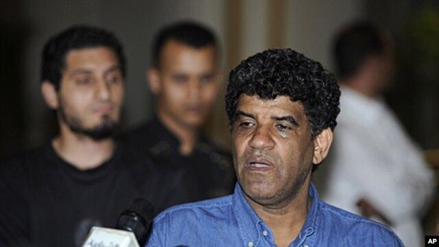 Abdullah al-Senussi (file photo).