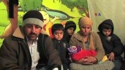 Türkiyə kürdləri Yezidi qaçqınlara yardım edir