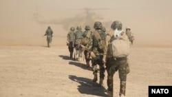 حکومت افغانستان گفته است که نیروی اضافی به ولسوالی های جاغوری و مالستان ولایت غزنی اعزام شده است