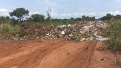 Lixeira causa problemas a milhares de habitantes de zona em Malanje - 2:21