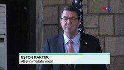ABŞ-ın müdafiə naziri Eşton Karter vəzifəsinə Əfqanıstan və Küveyt səfəri ilə start verib
