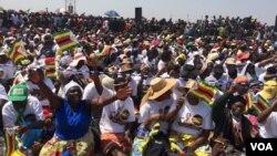 Nyanzvi dzezvamatongerwo enyika dzirikuti Zanu-PF irikutyora mitemo yayo