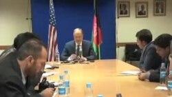 تقاضای امریکا به نهایی شدن سند امنیتی دو جانبه