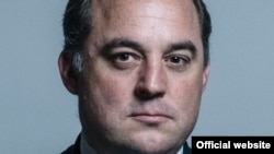 Британский министр по вопросам безопасности и экономических преступлений Бен Уоллес