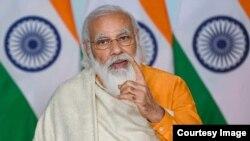 وزیرِ اعظم نریندر مودی